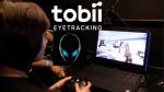 טכנולוגית מעכב עיניים EYE TRACKING Tobii  במחשבים 2017 ALIENWARE DELL