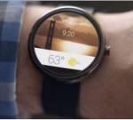 Moto 360 - שעון חכם עגול