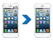 החלפת מסך LCD   מגע מקורי לאייפון 5S