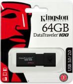Kingston technology 64GB DataTravaler 100