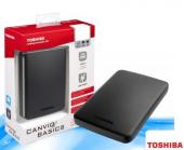 דיסק קשיח חיצוני TOSHIBA 1TB USB 3.0