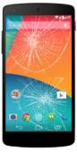 החלפת מסך LCD   מגע מקורי נקסוס 6