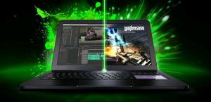 מחשב ניידGAMING Razer  Blade למשחקים  עם מסך 14
